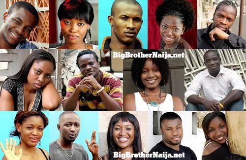 Big Brother Naija 2006 'Season 1' Housemates Photos