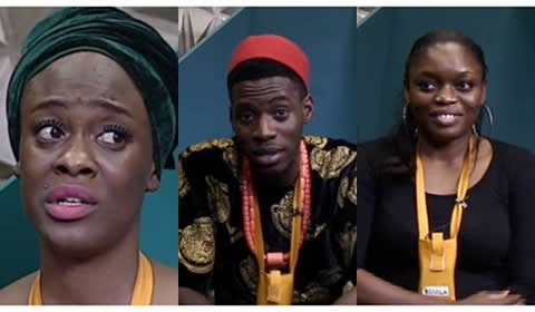 Big Brother Naija 2017 Day 1 Diary Room Sessions