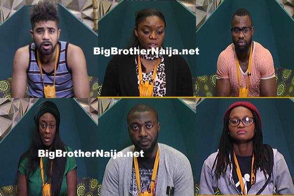 Big Brother Naija 2017 Week 1 Nominations