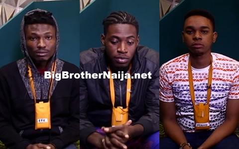 Big Brother Naija 2017 Week 2 Nominations, 3 Housemates Up For Possible Eviction