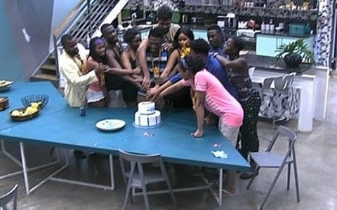 Efe's Birthday Celebrations In The Big Brother Naija 2017 House