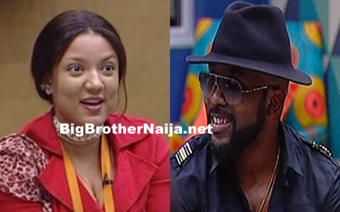 Gifty Powers Says Banky W is Fake And Proud