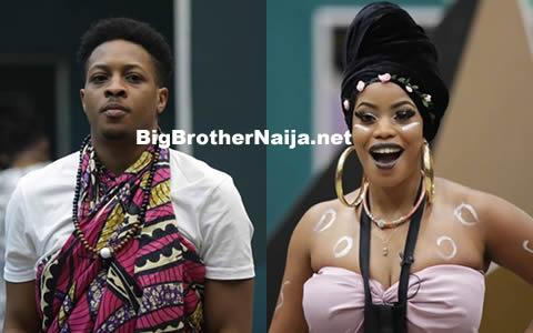 Day 35, Fake Housemates Jon Oga And Ese Eriata Evicted From Big Brother Naija 2017