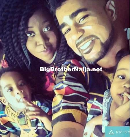 ThinTallTony's Wife and Children Photos
