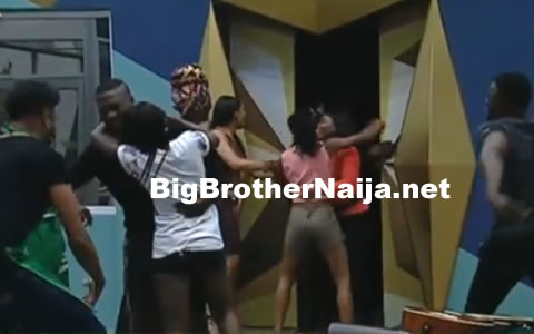 Big Brother Naija 2017 Day 38, Bisola And Bally Are Back In The House