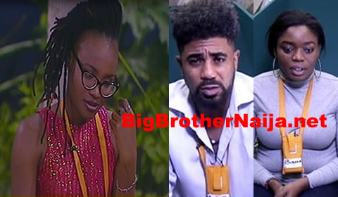 Marvis Tells Bisola About ThinTallTony Flirting With TBoss