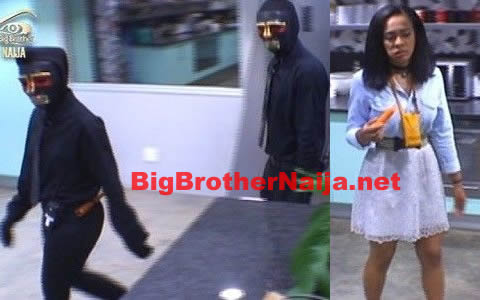 TBoss Unhappy With Big Brother's Ninjas Taking Away Housemates' Luxuries