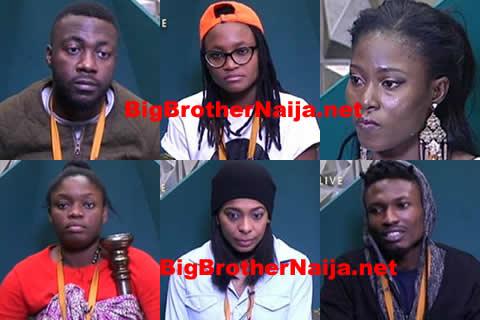 Big Brother Naija 2017 Week 10 Nominations Results