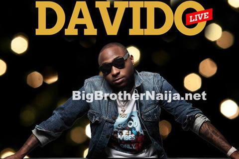 Big Brother Naija 2017 Day 70: Davido To Perform During Live Eviction Show