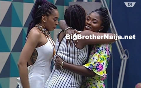 GRAND FINALE: Debie-Rise Evicted From The Big Brother Naija 2017 House