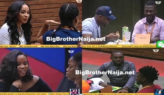 Big Brother Naija 2017 Housemates  Get Surprise Visits From Family Members