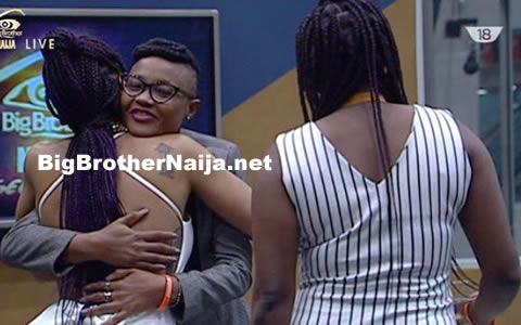 Grand Finale: Marvis Evicted From The Big Brother Naija 2017 House