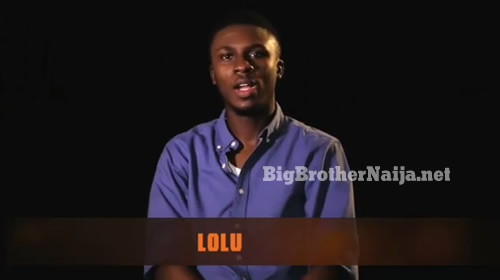 Lolu 'Omololù Adetokunbo' Profile On Big Brother Naija 2018