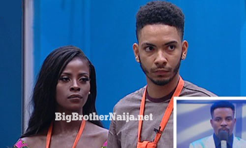Khloe And K. Brule Disqualified From Big Brother Naija 2018