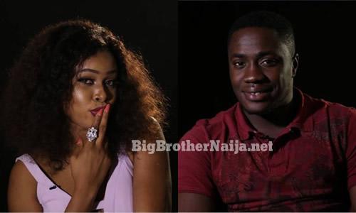 Princess And Bitto Evicted From Big Brother Naija 2018