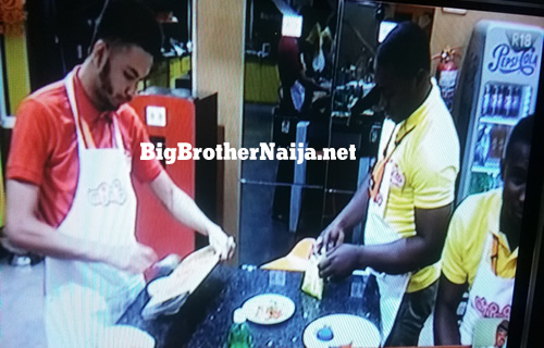 Big Brother Naija 2018 Male Housemates To Prepare A Valentines Day Dinner For Their Partners