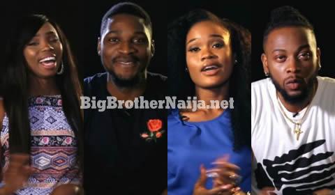 Big Brother Naija 2018 Week 2 Head of House Qualifier Challenge