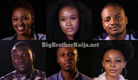 Big Brother Naija 2018 Week 5 Nominated Housemates