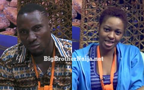 Angel And Ahneeka Evicted From Big Brother Naija 2018
