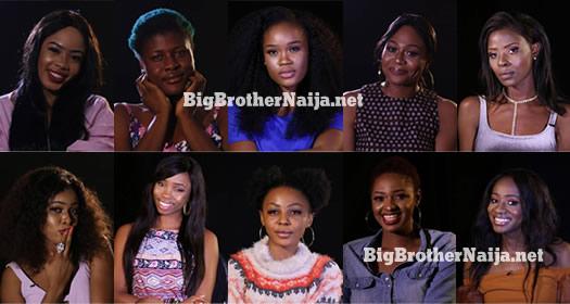 Favourite Female Big Brother Naija 2018 Housemate