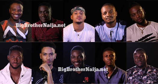 Favourite Big Brother Naija 2018 Male Housemate