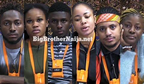 Day 50: Week 8 Nominations Results - Big Brother Naija ...