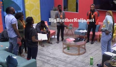 Big Brother Naija 2018 Housemates Agree On A 75% Wager This Week