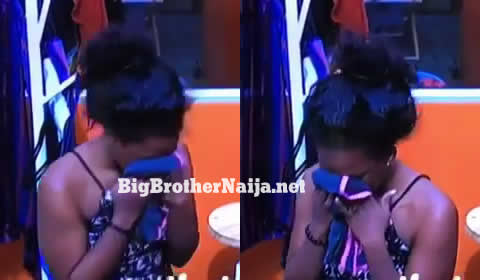 Cee-C Cries For Being Lonely In The Big Brother Naija 2018 House