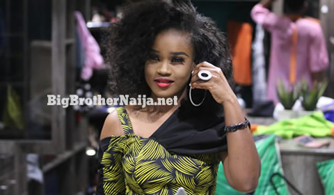 Big Brother Naija 2018 1st Runner-Up Cee-C