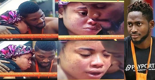 Nina Ivy Dumps Miracle After Breaking Down In Tears