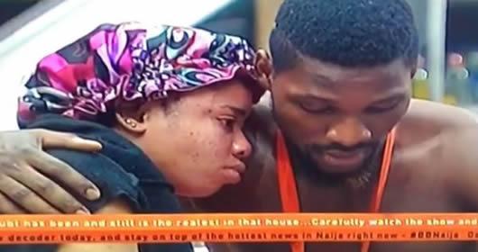Tobi Bakre Comforts Nina Ivy After She Broke Down In Tears