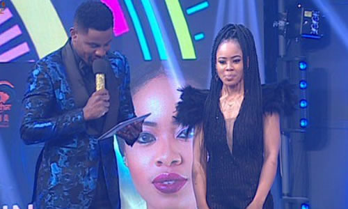 Big Brother Naija 2018 Grand Finale: Nina Evicted
