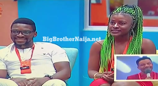 Tobi Says He's Ready To Date Alex Asogwa After Big Brother Naija 2018