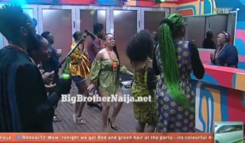 Big Brother Naija 2018 Week 11 Saturday Night Party