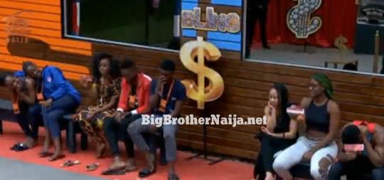 Big Brother Naija 2018 Week 11 Head Of House Challenge
