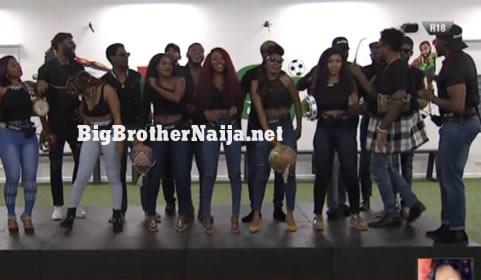 Big Brother Naija 2019 Housemates Win Week 3 Wager