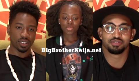 Big Brother Naija 2019 Week 3 Nominations
