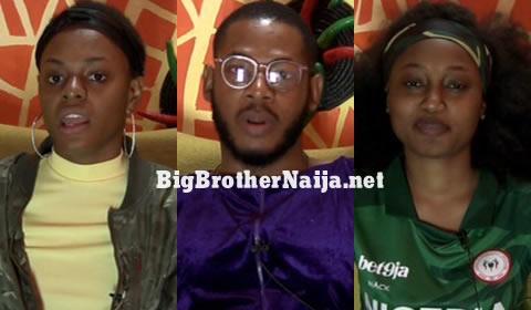 Big Brother Naija 2019 Week 5 Nominations