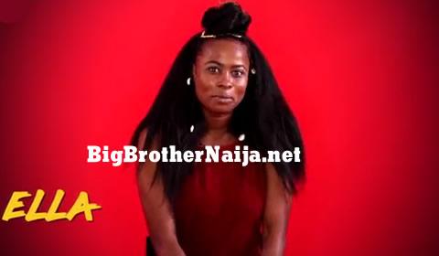 Ella Victoria Nnabuchi Big Brother Naija 2019 Housemate