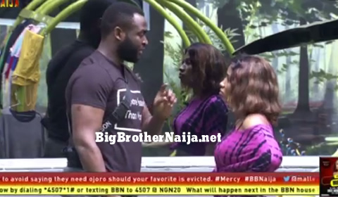 Nelson threatens to call Frodd out because of Esther