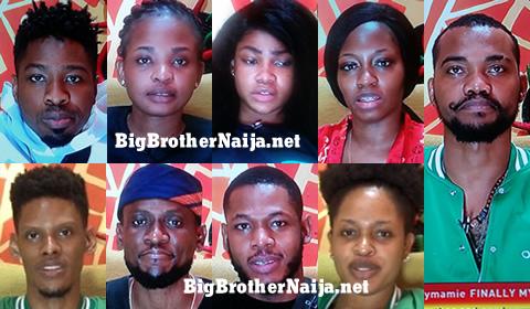 Big Brother Naija 2019 Week 7 Nominationed Housemates