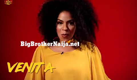 Venita Akpofure, Big Brother Naija 2019 'Season 4' Housemate