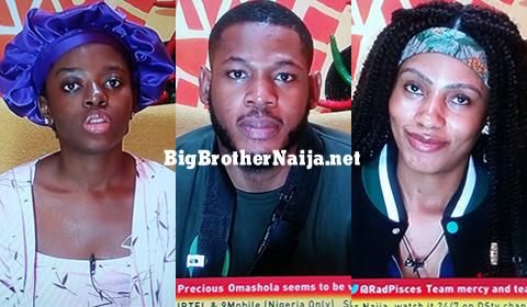 Big Brother Naija 2019 Week 11 Nominations