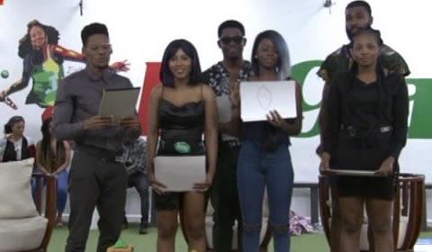 Team Enigma of Mike, Mercy, Diane, Cindy, Elozonam, Ike and Seyi Wins week 10 Wager