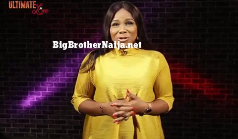 Bolanle Oluchi Babalola - Ultimate Love Season 1 Housemate