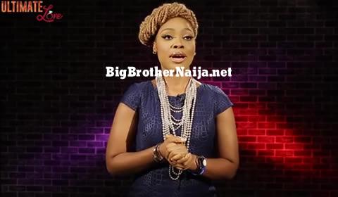 Nkechi Maureen Agba - Ultimate Love Season 1 Housemate