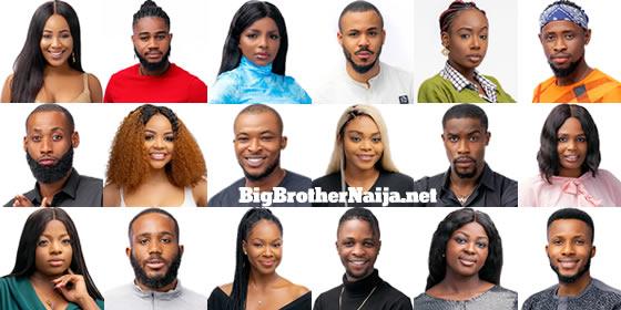 Big Brother Naija 2020 Week 2 Nominated Housemates