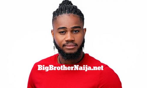 Praise Nelson, Big Brother Naija 2020 Housemate