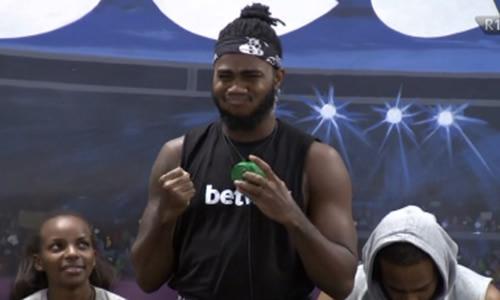 Praise Nelson wins Big Brother Naija 2020 week 2 Betway Friday night arena games