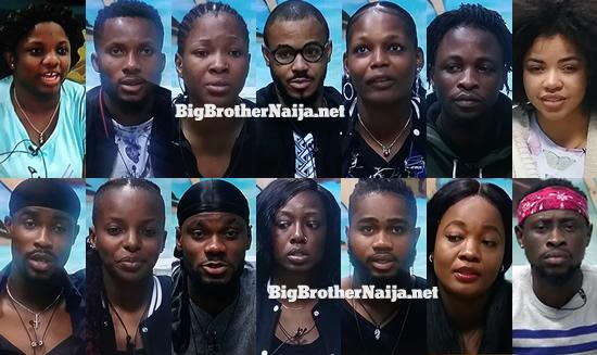 Big Brother Naija 2020 Week 4 Nominated Housemates